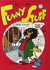 Cover for Funny Stuff (DC, 1944 series) #8