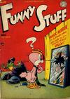 Cover for Funny Stuff (DC, 1944 series) #39