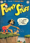 Cover for Funny Stuff (DC, 1944 series) #50