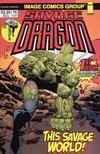 Cover for Savage Dragon (Image, 1993 series) #76