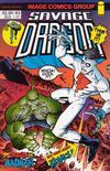 Cover for Savage Dragon (Image, 1993 series) #83