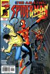 Cover for The Amazing Spider-Man (Marvel, 1999 series) #5 [Direct Edition]