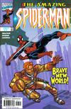 Cover for The Amazing Spider-Man (Marvel, 1999 series) #7 [Direct Edition]