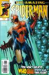 Cover for The Amazing Spider-Man (Marvel, 1999 series) #8 [Direct Edition]