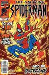 Cover for The Amazing Spider-Man (Marvel, 1999 series) #9 [Direct Edition]