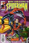 Cover for The Amazing Spider-Man (Marvel, 1999 series) #10 [Direct Edition]