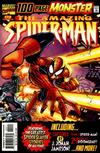 Cover for The Amazing Spider-Man (Marvel, 1999 series) #20 [Direct Edition]