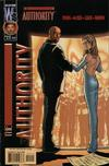 Cover for The Authority (DC, 1999 series) #21