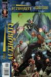 Cover for The Authority (DC, 1999 series) #25