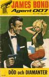 Cover for James Bond (Semic, 1965 series) #1/1967
