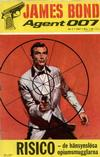 Cover for James Bond (Semic, 1965 series) #2/1967