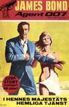 Cover for James Bond (Semic, 1965 series) #3/1967