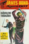 Cover for James Bond (Semic, 1965 series) #4/1967