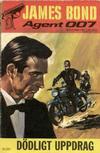 Cover for James Bond (Semic, 1965 series) #5/1968
