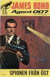 Cover for James Bond (Semic, 1965 series) #6/1968
