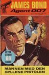Cover for James Bond (Semic, 1965 series) #7/1968