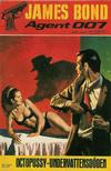 Cover for James Bond (Semic, 1965 series) #8/1968