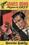 Cover for James Bond (Semic, 1965 series) #10/1969