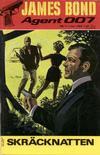 Cover for James Bond (Semic, 1965 series) #11/1969