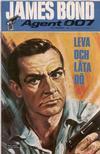 Cover for James Bond (Semic, 1965 series) #16/[1971]