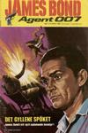 Cover for James Bond (Semic, 1965 series) #17/[1971]