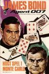 Cover for James Bond (Semic, 1965 series) #18/1972