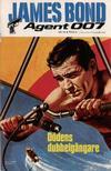 Cover for James Bond (Semic, 1965 series) #19/[1972]