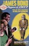 Cover for James Bond (Semic, 1965 series) #21/[1972]