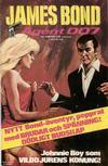 Cover for James Bond (Semic, 1965 series) #25/[1973]