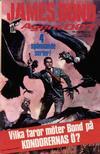 Cover for James Bond (Semic, 1965 series) #27/[1974]