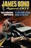 Cover for James Bond (Semic, 1965 series) #31/[1974]