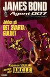 Cover for James Bond (Semic, 1965 series) #33/[1975]
