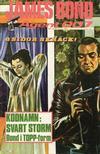Cover for James Bond (Semic, 1965 series) #40/[1976]