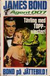Cover for James Bond (Semic, 1965 series) #41/[1976]