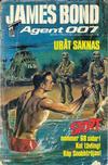 Cover for James Bond (Semic, 1965 series) #45/[1977]