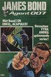 Cover for James Bond (Semic, 1965 series) #46/[1977]