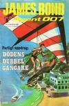 Cover for James Bond (Semic, 1965 series) #53/[1978]