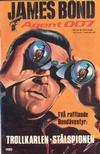 Cover for James Bond (Semic, 1965 series) #54/[1978]
