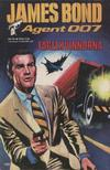 Cover for James Bond (Semic, 1965 series) #55/[1978]