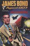 Cover for James Bond (Semic, 1965 series) #55/[1978]