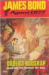 Cover for James Bond (Semic, 1965 series) #57/[1979]