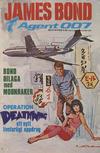 Cover for James Bond (Semic, 1965 series) #61/[1979]