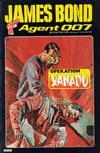 Cover for James Bond (Semic, 1965 series) #63/[1980]