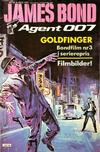 Cover for James Bond (Semic, 1965 series) #64/[1980]