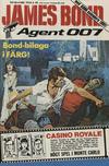 Cover for James Bond (Semic, 1965 series) #68/1980