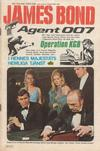 Cover for James Bond (Semic, 1965 series) #70/1981