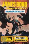 Cover for James Bond (Semic, 1965 series) #72/[1981]