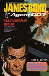 Cover for James Bond (Semic, 1965 series) #73/[1981]
