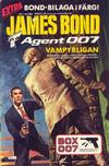 Cover for James Bond (Semic, 1965 series) #1/1982