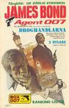 Cover for James Bond (Semic, 1965 series) #2/1982